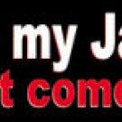 Love my Jack! Bumper Sticker