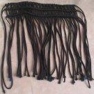Horse Fly Bonnet - Cord Style - Black