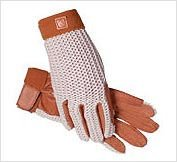 SSG Lycrochet Riding Glove Size 5