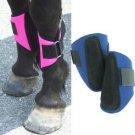 Mini Horse Splint Boots - Pink