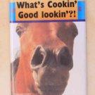 What's Cookin' Good Lookin'?! Magnet