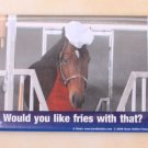 Would you like fries with that? Magnet