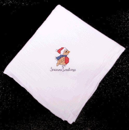 Season Tweetings Bird Flour Sack Dish Towel