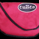 Bright Pink Dog Trets Reward Pouch