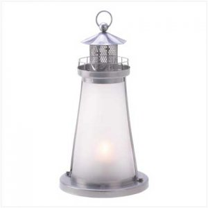 Lookout Lighthouse Candle Lamp: