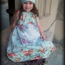 Custom Made Apron Knot Dress