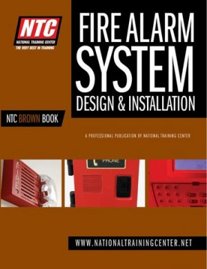 NTC Brown Book, Fire Alarm Systems Design and Installation