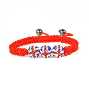 European countris flag design element bracelets.BR-1346