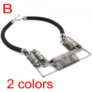Cool fashion well-designed necklace jewelry 2 colors free shipping, NL-1580