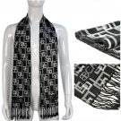 classic design men's scarves gentlemen winter warm scarf free shipping, NL-1838