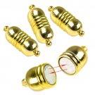 3 set magnetic closure golden color 26mm*10mm linker for necklace bracelet PT676