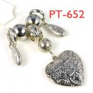 6 designs 18 sets/lot Fashion CCB charms set DIY pendant scarf jewelry findings