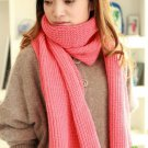 New!!! knitting infinity scarf hood winter warm woman scarf 200cm*30cm