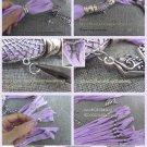 handmade women designer fashion fringe scarves,8colors available,NL-2112