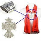 DIY cross set for jewelry scarf,cross jewelry pendant findings,DIY charms PT780