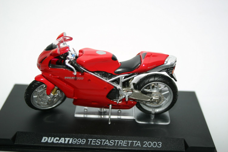 Ducati 999 Testastretta 2003 1:24 IXO Motorcycle
