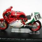Ducati 750F1 Bot Daytona 1986 Marco Lucchinelli 1:24 IXO Motorcycle