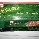 Dr Oetker Intermezzo Promo Truck Scale Collectors Model