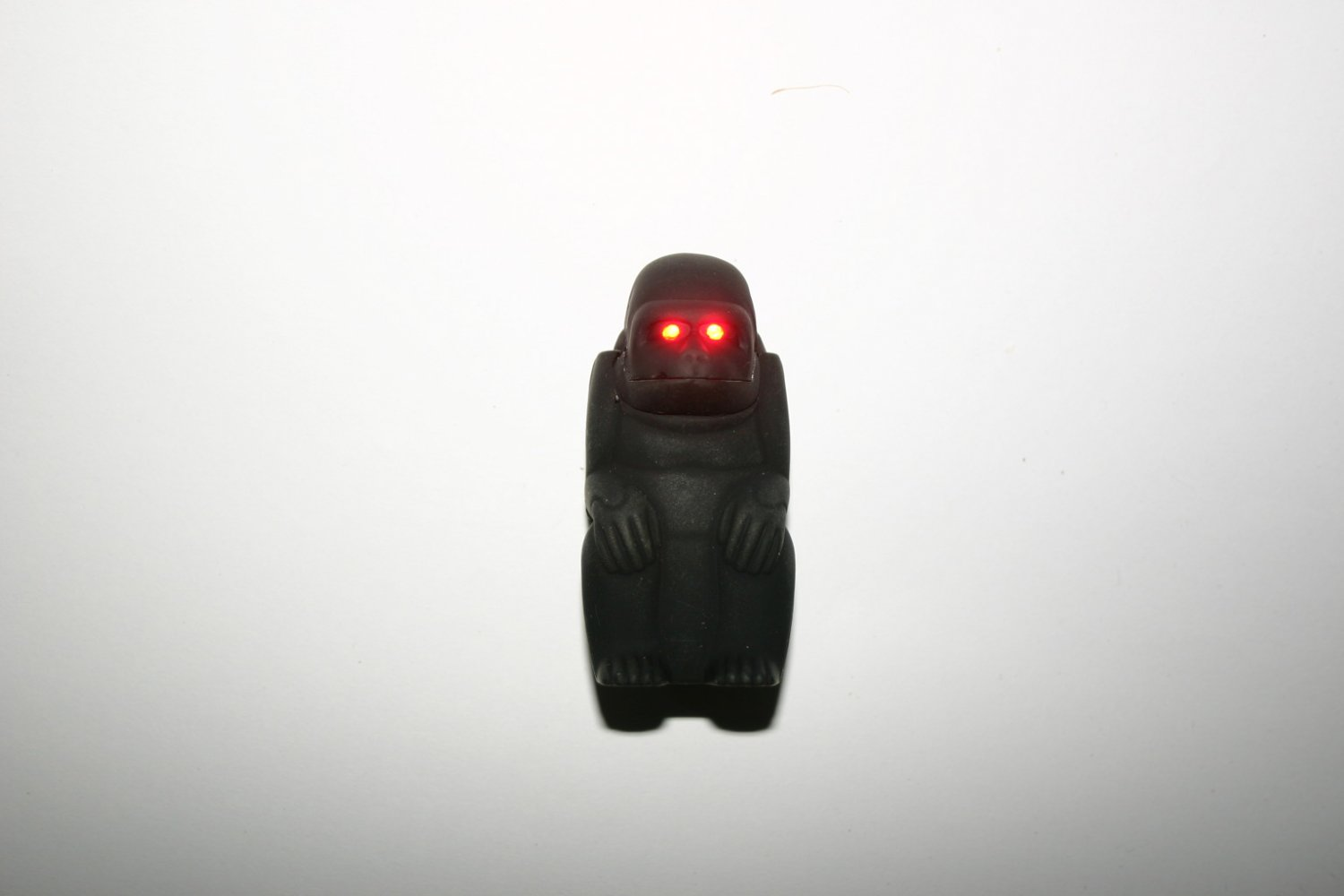 Spooky Gorilla Lighter With Red Flashing Eyes