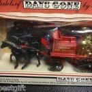 Lledo Days Gone Chicago Fire Brigade Horse Drawn Carrage Model Brand New