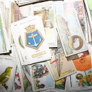 Large Collection Of Rare Vintage Cigarette Cards Over 200