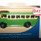 Lledo Days Gone Vintage AEC Real Southdown Bus Collectors Model