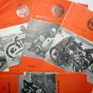 Rare Collectors The Wirral 100 Motor Club Programmes