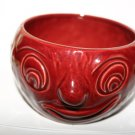 Vintage SylvaC 4553 Beetroot Bowl