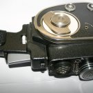 USSR Quartz M Clockwork 8mm Cased Cine Camera Complete With Case