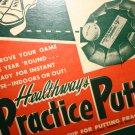 Vintage Healthways Practice Putt Collectors Item As Brand New