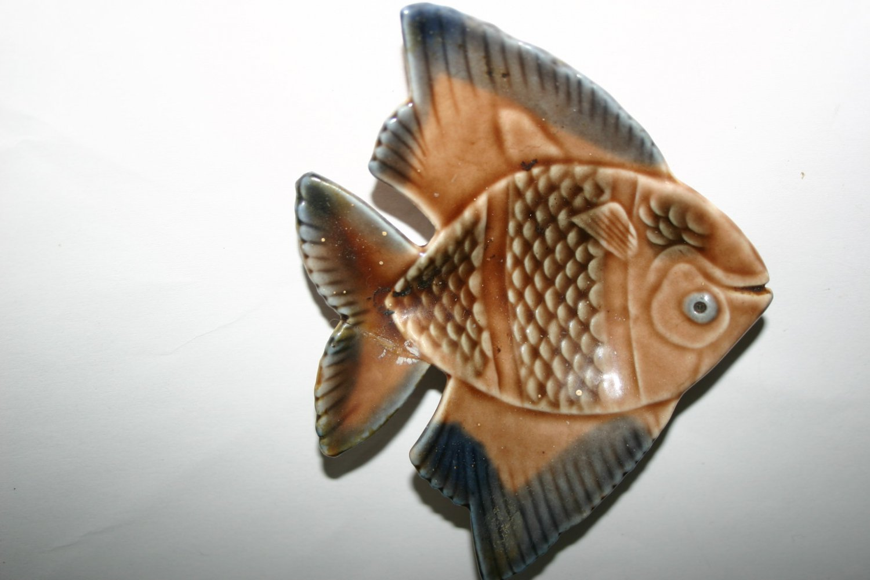 Vintage Wade Porcelain Beautiful Fish Collectors Item