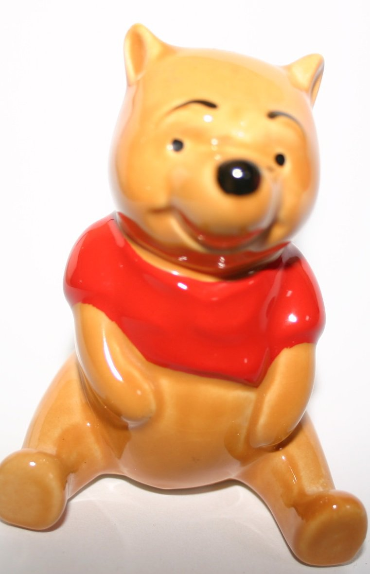 WINNE the Poo number 31 Crafted By Beswick Pottery