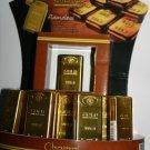 Gold 999.9 Bar Champ Flameless Electronic Gas Lighter