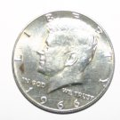USA 1966 Silver Kennedy Liberty Half Dollar Collectors Coin