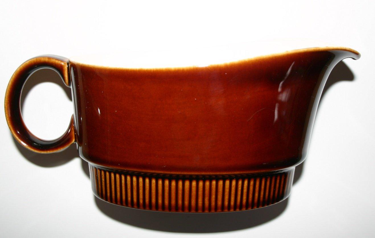 Vintage Poole Pottery English Tableware Long Dinner Table Jug