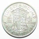 King George VI Half Crown 1942 Coin
