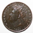 King George IV Farthing 1830 Coin