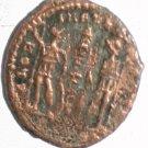 Roman Imperial Constantine II AE4 of Alexandria. AD 337 Coin