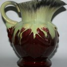 Studio Art Handcrafted Pottery Fauna Jug Collectors Item