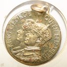 King George & Queen Elizabeth Coronation Medal By Rowntree's Cocoa