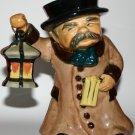 Vintage Roy Kirkham Staffordshire Pottery Knocker Upper Man Character Toby Jug