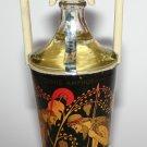 Vintage Brandy Ouzounis Amphora Alcohol Miniature From Greece