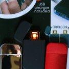 High Tech USB Electronic Cigarette Cigar Lighter Windproof Flameless Fuelless Limited Edition