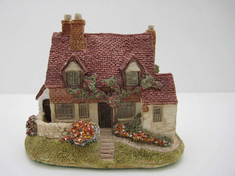 Lilliput Lane Brock Bank Rare Discontinued Collectors Edition Ornament