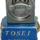 Tosei Exposure Light Meter Very Rare Vintage Item As Brand New and Boxed