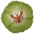 Carlton Ware Australia Hand Painted Lobster Seafood Serving Platter Plate Dish Collectors Design