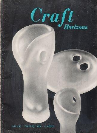 Craft Horizons  Jan/Feb 1956