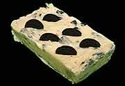 cookies and cream   1/2 pound