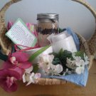 Ginger Spice Muffin Basket Set