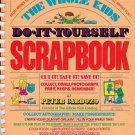 VINTAGE KIDS BOOK Whole Kids Do-It-Yourself Scrapbook